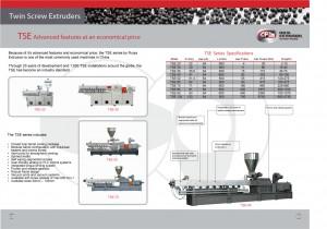 TSE Extruder