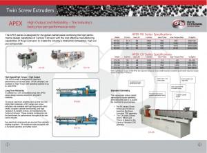 APEX Extruder