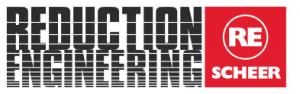RE Scheer logo