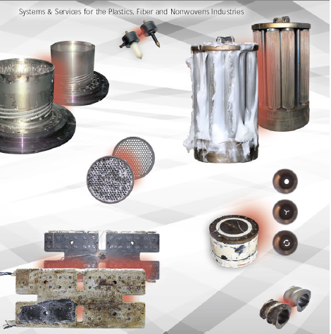 Cleaning of Tooling and Equipment
