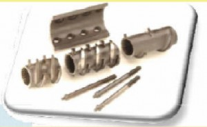 Buss Kneader Elements, Pins & Liners
