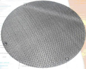 Multi Layer Filter Pack for Screen Changer