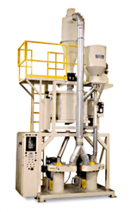 Horizontal Mill Pulverizing System