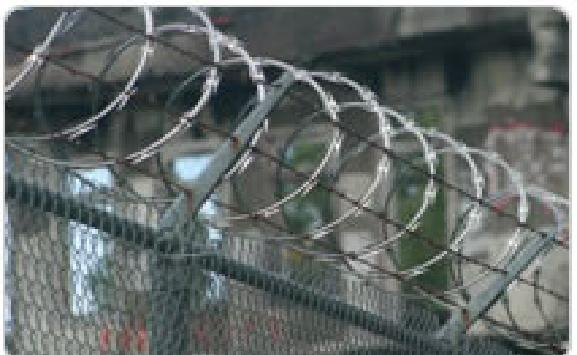 Razor Wire Barbed Tape Intac Parts Amp Services